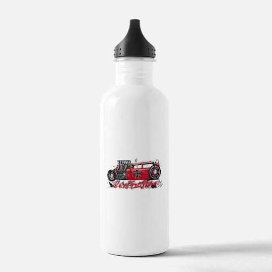 Red Baron Light Water Bottle