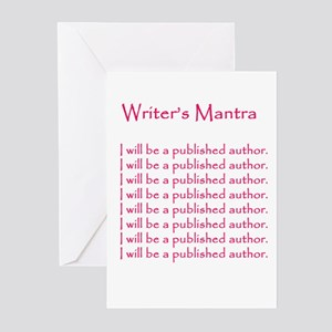 Published author greeting cards cafepress romance writers greeting cards pk of 10 m4hsunfo