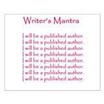 Romance Writers Small Poster