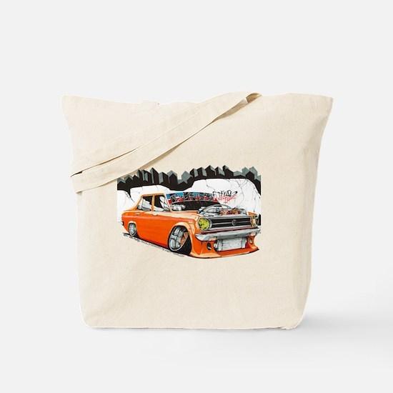 Datsun 1200 W Tote Bag