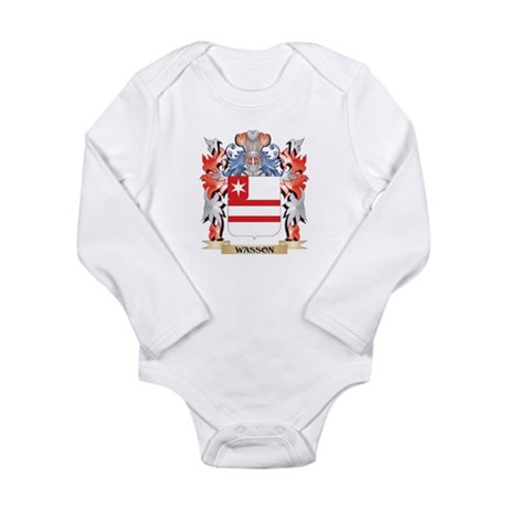 Wasson Coat of Arms - Family Crest Body Suit