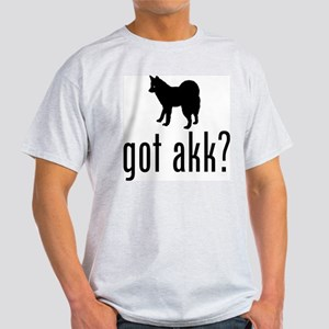 Alaskan Klee Kai Ash Grey T-Shirt