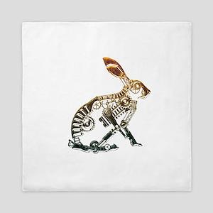 Industrial Hare Queen Duvet