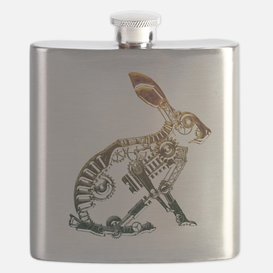 Industrial Hare Flask
