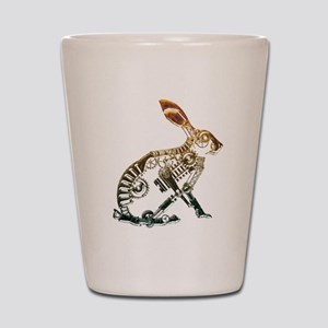 Industrial Hare Shot Glass