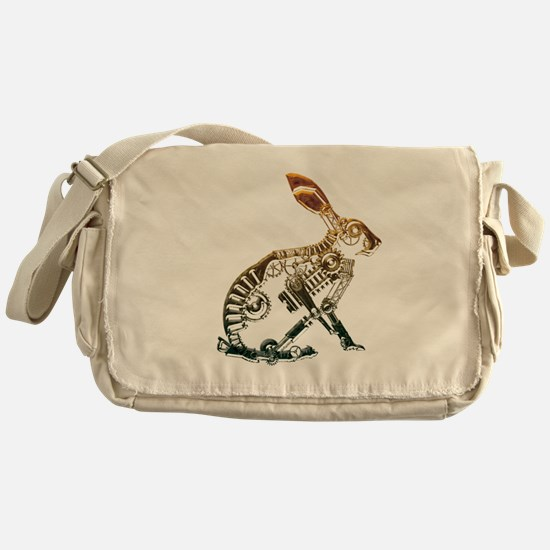Industrial Hare Messenger Bag