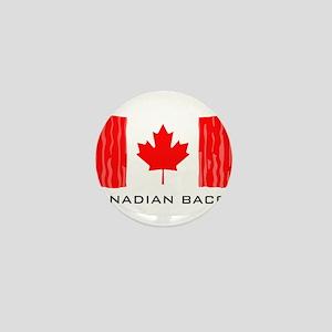 CANADIAN BACON Mini Button