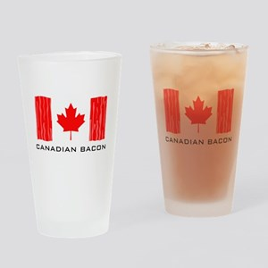 CANADIAN BACON Drinking Glass