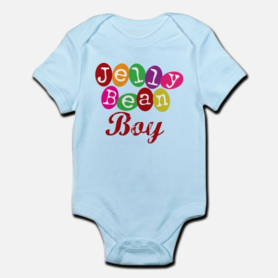 Jelly Bean Boy Body Suit