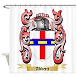 Aliberti Shower Curtain