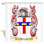 Aliberto Shower Curtain