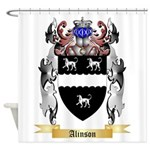 Alinson Shower Curtain
