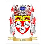 Allan Small Poster