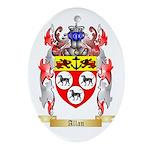 Allan Ornament (Oval)