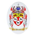 Alland Ornament (Oval)