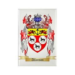 Allanson Rectangle Magnet