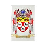 Allanson Rectangle Magnet (100 pack)