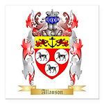 Allanson Square Car Magnet 3