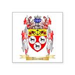 Allanson Square Sticker 3