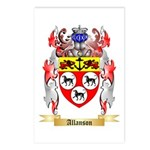 Allanson Postcards (Package of 8)