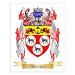Allanson Small Poster