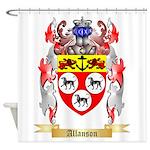Allanson Shower Curtain