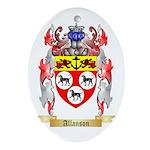 Allanson Ornament (Oval)