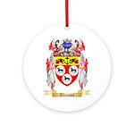Allanson Ornament (Round)
