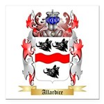 Allardice Square Car Magnet 3