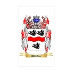 Allardice Sticker (Rectangle 50 pk)