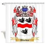 Allardice Shower Curtain
