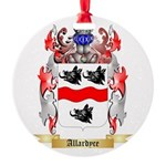 Allardyce Round Ornament