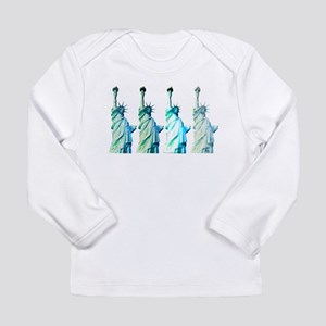 Liberty Long Sleeve Infant T-Shirt