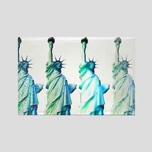 Liberty Rectangle Magnet