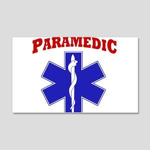 Paramedic 20x12 Wall Decal
