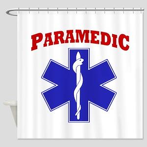 Paramedic Shower Curtain