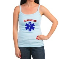Paramedic Jr. Spaghetti Tank