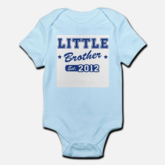 Little Brother - Team 2012 Body Suit