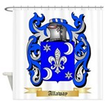 Allaway Shower Curtain