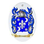 Allaway Ornament (Oval)