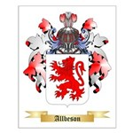 Allbeson Small Poster
