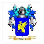 Allbred Square Car Magnet 3