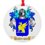 Allbright Round Ornament