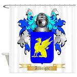 Allbright Shower Curtain