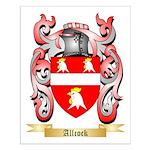 Allcock Small Poster