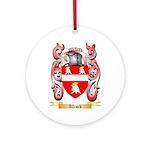 Allcock Ornament (Round)