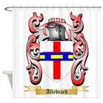 Allebrach Shower Curtain