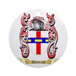 Allebrach Ornament (Round)