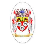 Allen Sticker (Oval 10 pk)