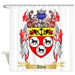 Allen Shower Curtain